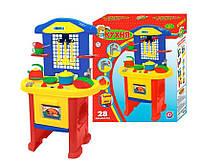 Детская кухня - Игровой набор для девочки Технок 2124