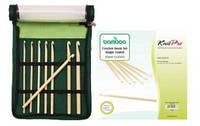 22549 Набор крючков Bamboo KnitPro