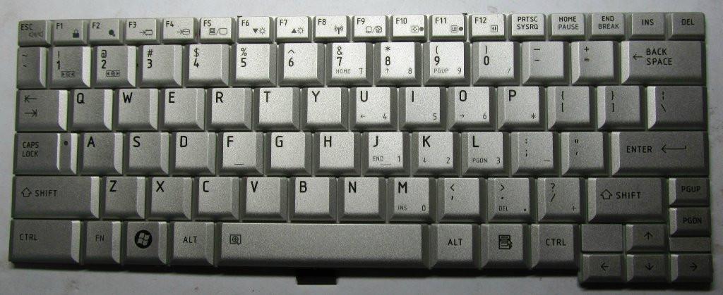 К-ра HMB3311TSB Toshiba Portege R500 R501 КРІ15445