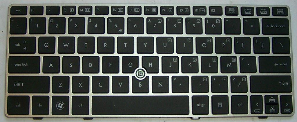К-ра 651390-B31 HP Elitebook 2560 2560p KPI12474