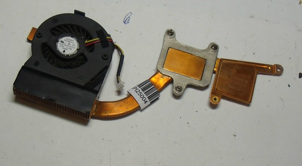 Сист. охл. 34.4CV02.001 Lenovo X201i KPI25004