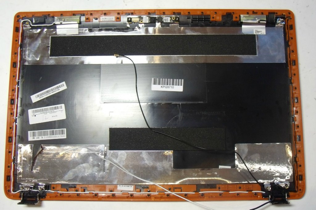 Крышка матрицы Lenovo IdeaPad Y570 Y575 KPI28710