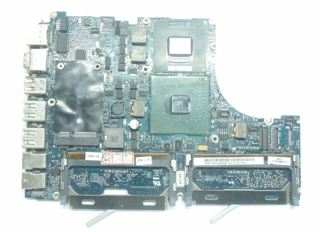 Мат. плата 820-1889-A Apple Macbook A1181 (T7200)