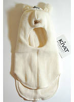 Шапка шлем на девочку зимний, арт. 73-2,  Kivat