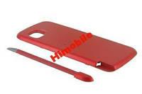 Задняя крышка для Nokia 5228 5230 красна High Copy