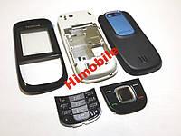 Корпус для Nokia 2680 с кнопками черный High Copy