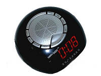 Часы настольные электронные  YJ 399  с радио FM