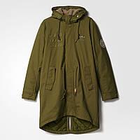 Куртка-бомбер мужская adidas Olive Cargo F16 AY9139