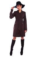Женское качественное кашемировое пальто арт. Хейли Турция