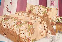 """Комплект постельного белья на двухспальную кровать """"3D Лиша"""""""