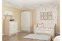 """Кровать-диван детский Вальтер """"Мишка"""" №6 (2 размера)"""