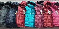 Модные жилетки для девочек и мальчиков,возраст 5-9 лет S153
