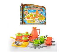 Детская кухня - Игровой набор для девочки Технок 3275