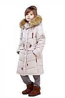 Зимнее пальто на девочку Микаэлла   нью вери (Nui Very) в Украине по низким ценам