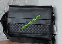 Модная мужская сумка-портфель.