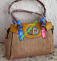 Креативная и необычная женская сумка.