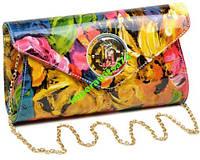 Большой модный объемный клатч-сумка R.Cavalli.