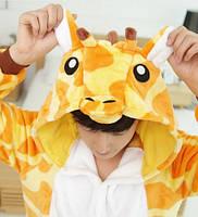 Пижама кигуруми kigurumi костюм Жираф S