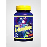FITMAX Base L-Carnitine 90 kaps (Без кофеина!) Уценка сроки годности 12/12/16