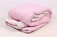 Двуспальное одеяло бязь/шерсть 008
