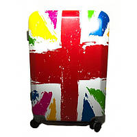 Комплект чемоданов пластик 2 шт 999_017