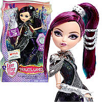 Кукла Ever After high Matte Рейвен Квин Игры Драконов Raven Queen   Dragon Games