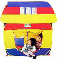 Большая детская палатка 8078