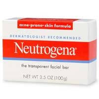 Мыло для умывания кожи склонной акне Neutrogena Acne-Prone Skin