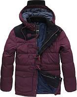 Стеганая зимняя курточка