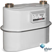 Счетчик газа ELSTER BK G 16 мембранный (диафрагменный) коммунальный «ElsterGroup» (Словакия-Германия)