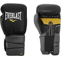 Боксерские перчатки EVERLAST Protex3 EverGel Hook&Loop Gloves