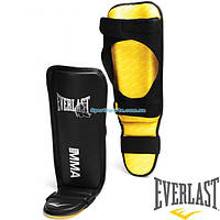 Кожаные щитки для ног EVERLAST MMA Grappling Guards