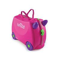 Детский чемоданчик Trunki Trixi розовый