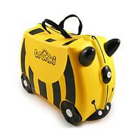 Детский чемоданчик Trunki Bernard жёлтый