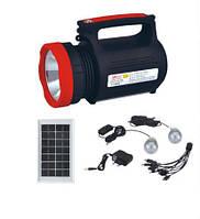 Система освещения и энергообеспечения автономная