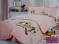 Детское постельное белье 160х215 Сатин