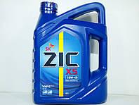 Масло моторное ZIC X5 10w40 4л
