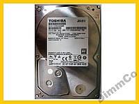 HDD 2.0TB 7200 SATA3 3.5 Toshiba DT01ACA200 б/у