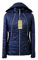 Стильная женская куртка с отстежным болеро