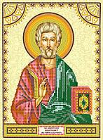 """Схема для вышивки бисером именная икона """"Святой Матфей (Матвей)"""""""