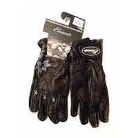 Мотоперчатки Elemento 206 Ladies Gloves Blk/Gry, L