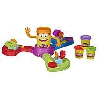 Игровой набор пластилина Play-Doh Прямо в цель (Мой Додошка). Оригинал Hasbro