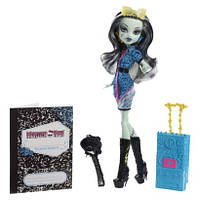 Кукла Monster High Фрэнки Штейн (Frankie Stein) из серии Скариж Город Страхов