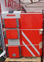 Твердотопливные котлы отопления TATRAMET Котел твердотопливный  пеллетный   Tatra  PELL 40кВт