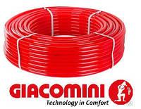Труба GIACOMINI GIACOTERM PE-Xb 16X2.0 с кислородным барьером(Италия)