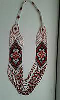 Жіночий гердан (силянки) в гуцульському стилі (Женский гердан (силянка) в гуцульском стиле)