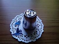 Насадка кондитерская Тюльпан классический