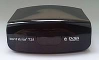 Т2 тюнер World Vision Т39  dvb t2 \ цифровая приставка