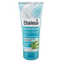 Увлажняющий крем для рук Balea с Алоэ  и солью мертвого моря, 100 мл
