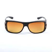 Очки для вождения HD Vision желтые светофильтр